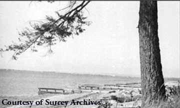 Crescent Beach Scrines 1958