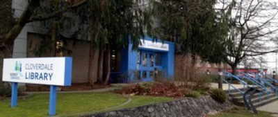 Cloverdale Library