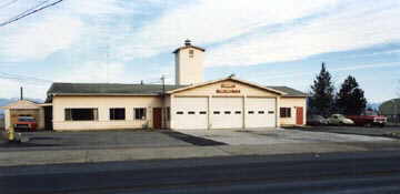 The original fire hall 2