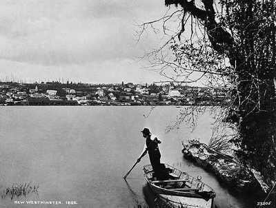 New Westminster 1885