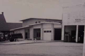First Newton Fire Hall