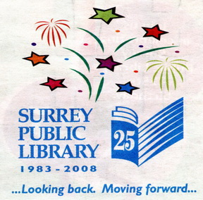 Surrey Public Library 25th Anniversary