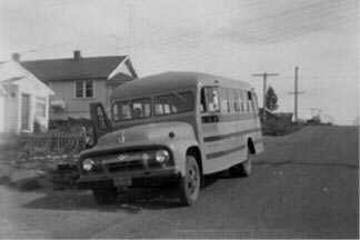 The 2nd White Rock Bus