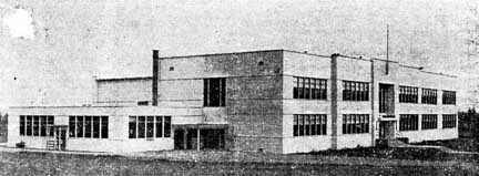 North Surrey High School 1949