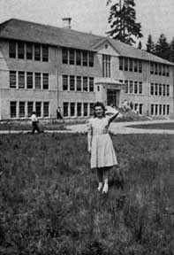 Queen Elizabeth High School 1940