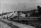 Campbell River Lumber Mill