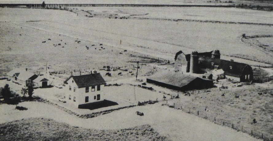 Cosen's farm in the 1950s